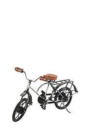 METAL AND WOOD BICYCLE