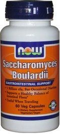 Saccharomyces Boulardii is a beneficial yeast that promotes healthy balance of intestinal flora and supports intestinal health. This probiotic can survive the acidic environment of the stomach and does not invade the intestinal tract. Saccharomyces Boulardii supplements may restore proper gastrointestinal functions during temporary disruptions to the gut flora like in traveller's diarrhea. visit us http://www.tasmanhealth.co.nz/now-foods-saccharomyces-boulardii/ for more details!!