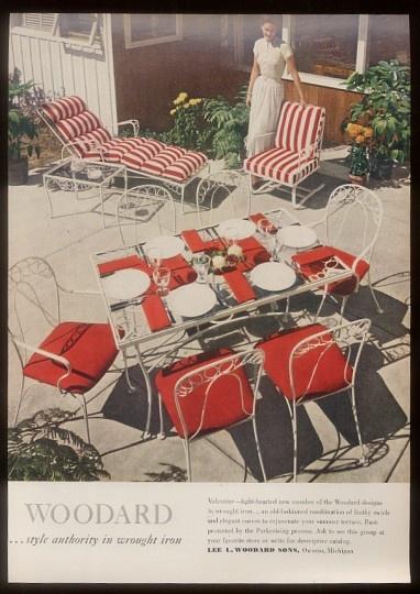 108 Best Vintage Outdoor Furniture Images On Pinterest