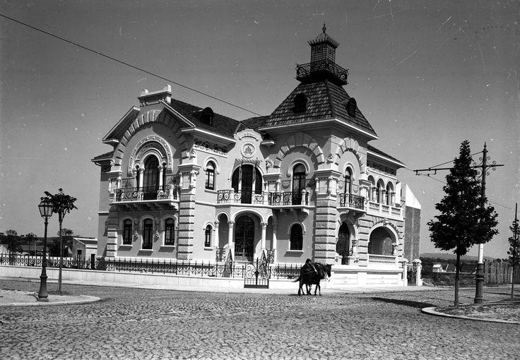 Av da República, 1906
