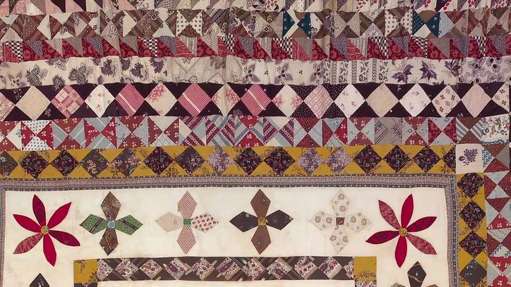 Rajah quilt-1841 The Rajah left England with convict women destined for prison in Australia. Many had resorted to the oldest known profession to feed their families. The British Ladies Society for the Reformation of Female Prisoners led by Elizabeth Fry, gave convicts fabric and sewing supplies to occupy time on their long trip by learning sewing skills, therefore avoiding the men's decks. The quilt was made on the long journey to Australia and presented to the Governor's wife in gratitude.