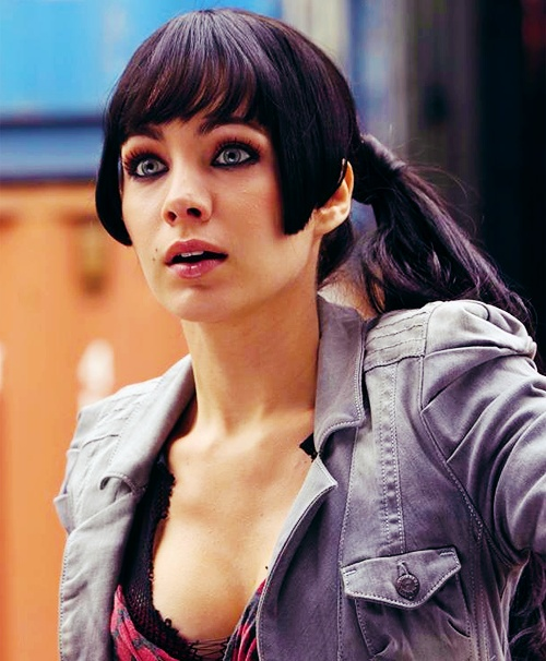 ksenia solo Aside from the fact that I have the BIGGEST crush on this girl her hair is AMAZING.
