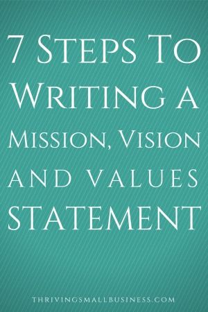 A vision, mission and values statement is a tool to help an organization accomplish what it has set out to do and helps provide a framework for strategy, focus and decision making.