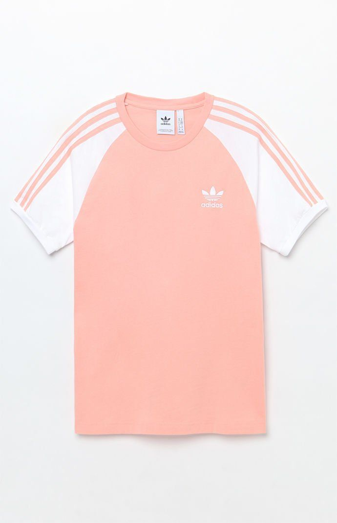 adidas originals ringer t shirt