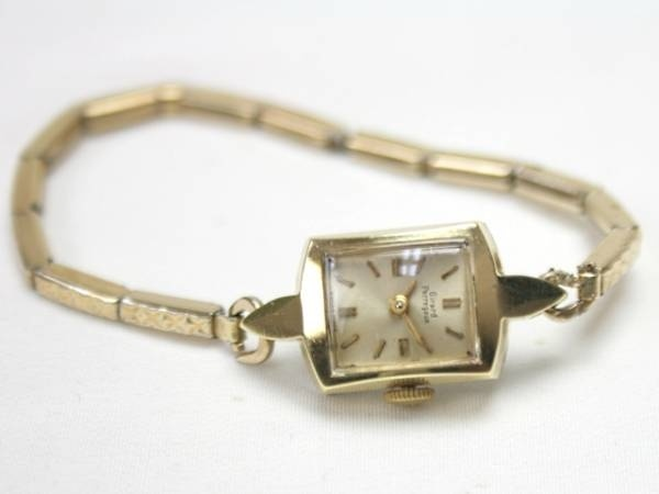 Girard Perregaux ジラール ペルゴGPアンティーク手巻女性用時計 Watch Antique ¥25655yen 〆05月17日