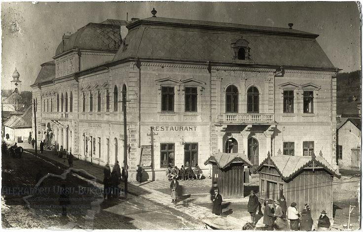 Orașul Câmpulung Moldovenesc.