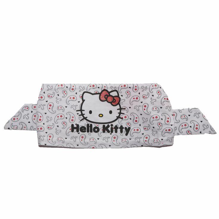 Bentita Hello Kitty - alb http://hainuteanimate.ro/13-accesorii-bebelusi