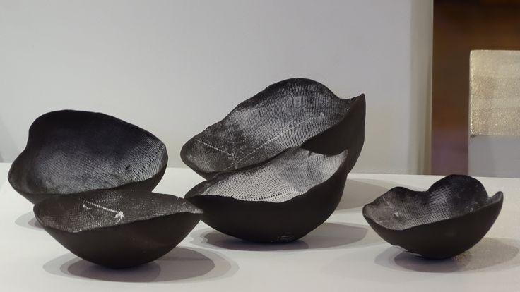 Ceramic vessels by Kim Sacks www.kimsacks.com