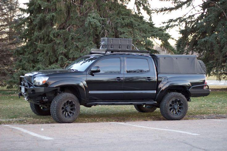 Tacoma Soft Top Bug Out Edc Vehicle Future
