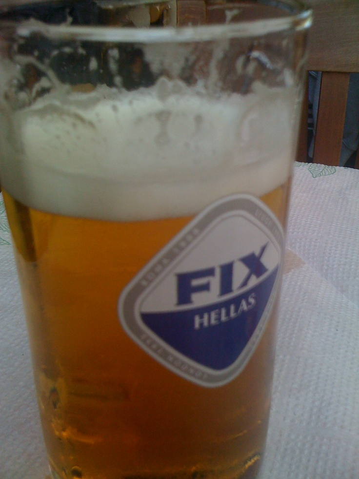 FIX Hellas Beer