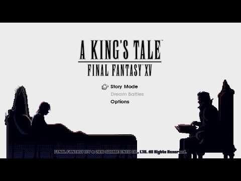A king's tale: Final Fantasy XV (Part 1)No commentary - YouTube