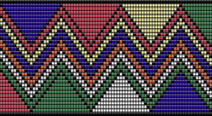 "Браслет ""Africa"" | biser.info - всё о бисере и бисерном творчестве"