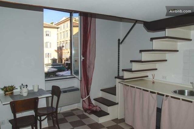 Apartment Campo Dè Fiori in Rome