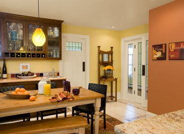Insanely Great Kitchen Paint Colors 30 Pictures