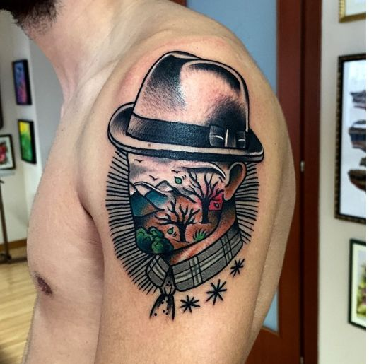 45 Mesmerizing Surreal Tattoos That Are Wonderful: 25+ Best Ideas About Surreal Tattoo On Pinterest