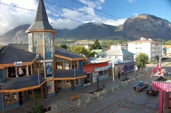 Pratt street, Coyhaique, Aysen, Chile