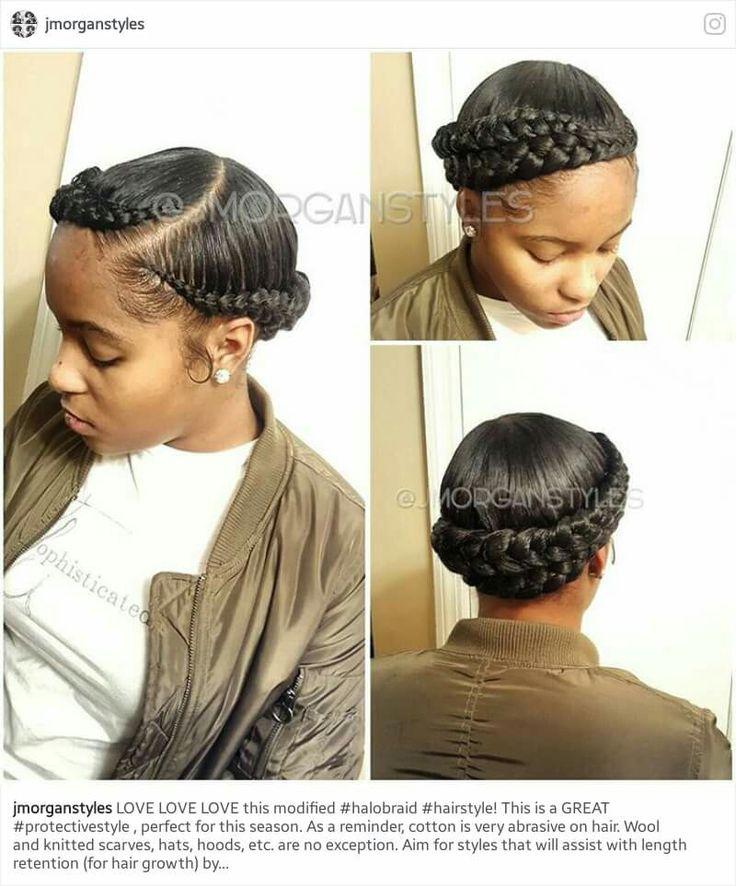 Best 25 french braids black hair ideas on pinterest braids with dope double halo braid via black hair information pmusecretfo Images