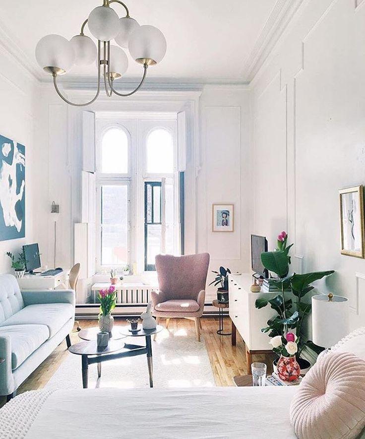 1797 best Wohnen images on Pinterest Bedroom ideas, Apartments - ein gemutliches apartment mit stil