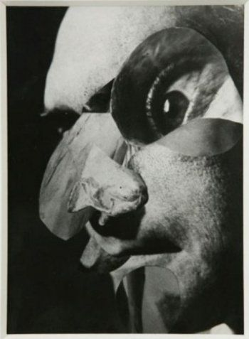 Raoul Hausmann, The Actor, date unknown