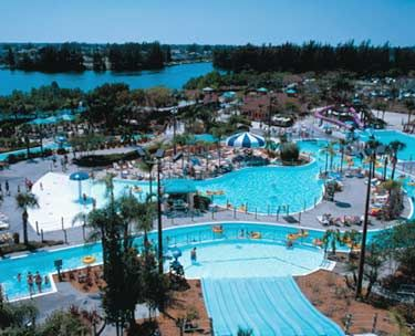 Sunsplash Water Park Cape Coral FL. My grandparents used to take me
