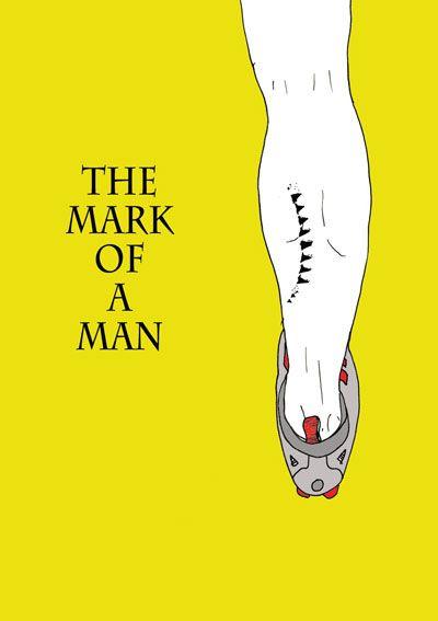 The mark of a man #artwork #café #coureur