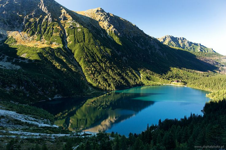 Morskie Oko, Tatra Mountains