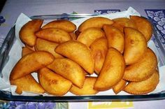 Pastel de frango com massa cozida | Receitas Brasileiras e Portuguesas