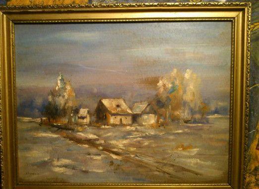 Ez a festmény biztosan hamis Csörgő Csaba szerint, bár a festő Fényes Adolf nagyon hasonlóan írta alá a képeit. Egy ilyen kép a festőtől azonban nem 17 ezer, hanem legalább egymillió forint. A bélyegző pedig, ami a kép hátulján látható, nem is létezik. Az pedig szintén sokat mond, hogy az illető arra hivatkozik, hogy rendkívül megszorult, és ezért adja ilyen olcsón a festményt. Garanciát azonban nem vállal rá.