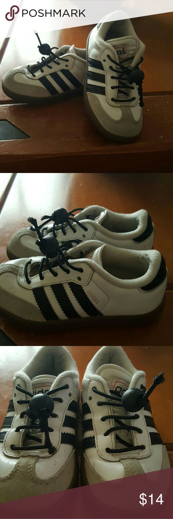 Adidas samba classic toddler Used size 8k Adidas Shoes