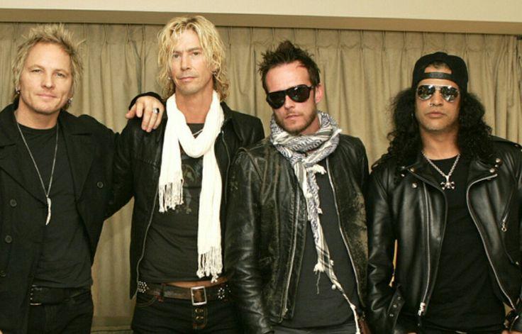 Matt Sorum, DuffMcKagan, Scott Weiland & Slash