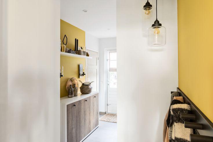 Handige indeling voor in de bijkeuken schuifwand ervoor mooi for Praktische indeling huis