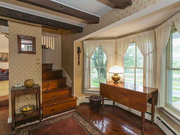 1742 house in Flemington, NJ.