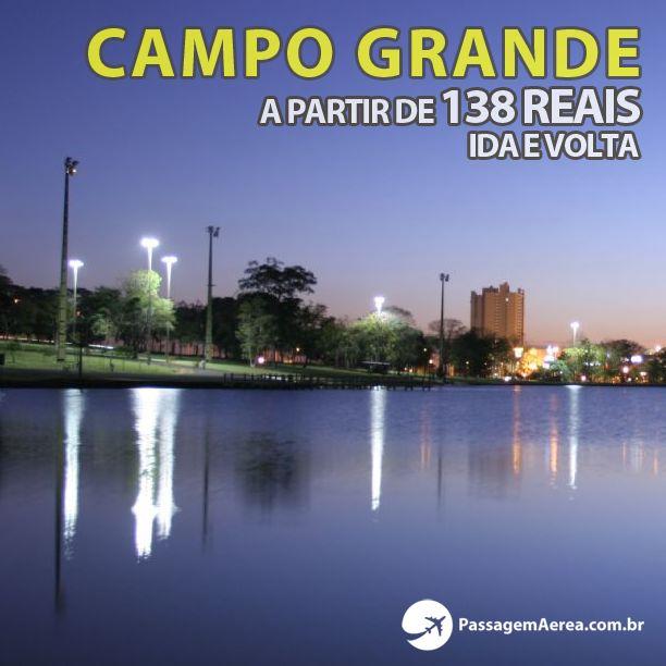 Promoções de Passagens Aéreas para Campo Grande.  http://www.passagemaerea.com.br/campogrande-2014.html  #campogrande #passagemaerea #viagem