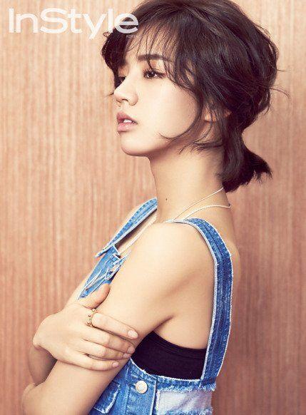 Girl's Day Hyeri Poses For InStyle Magazine  #instyle #hyeri #girlsday