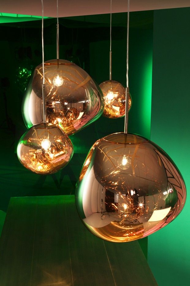 TOM DIXON AT MAISON ET OBJET PARIS 2015_See more inspiring articles at: www.delightfull.eu/en/inspirations/