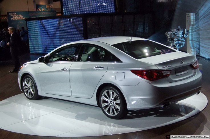 My current ride - the 2011 Hyundai Sonata Turbo (almost 300hp and 36mpg!)