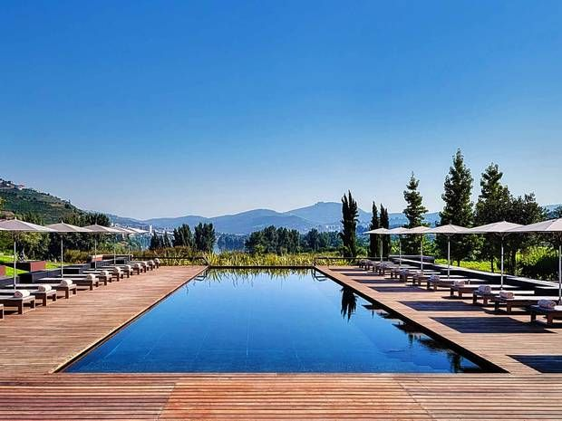 Portuguese wine hotels: From Alentejo to the Douro Valley | Via The Independent | 04/09/2015 #Portugal