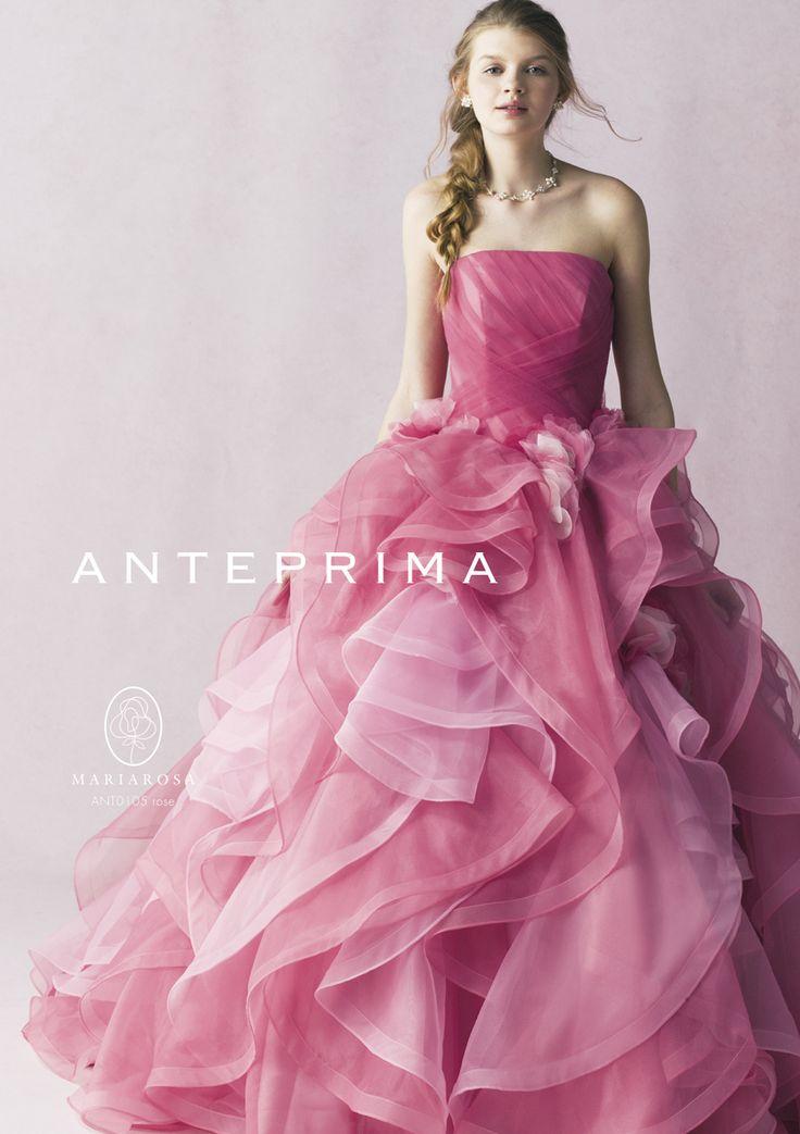 【アンテプリマ最新作】すべての女性を美しく魅せる、魔法のドレスが勢揃い♡NEWコレクションをチェック!にて紹介している画像