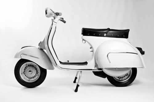 1962 Vespa GS160 MK1....want this!