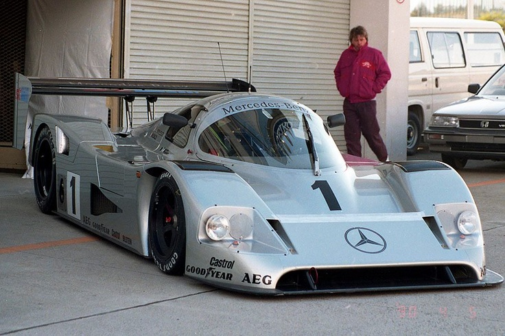 1990 WSPC SUZUKA  Mercedes-Benz C11