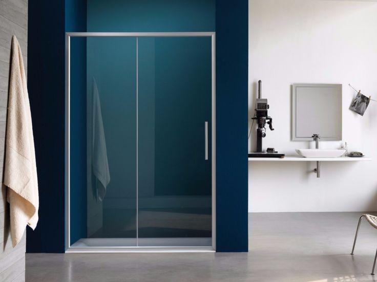 PIXEL Cabine de douche à portes coulissantes by Samo