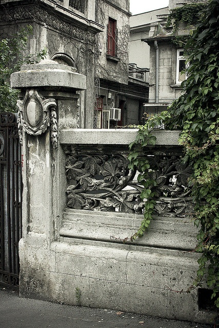 Old Stone Wall by Dominuz, via Flickr