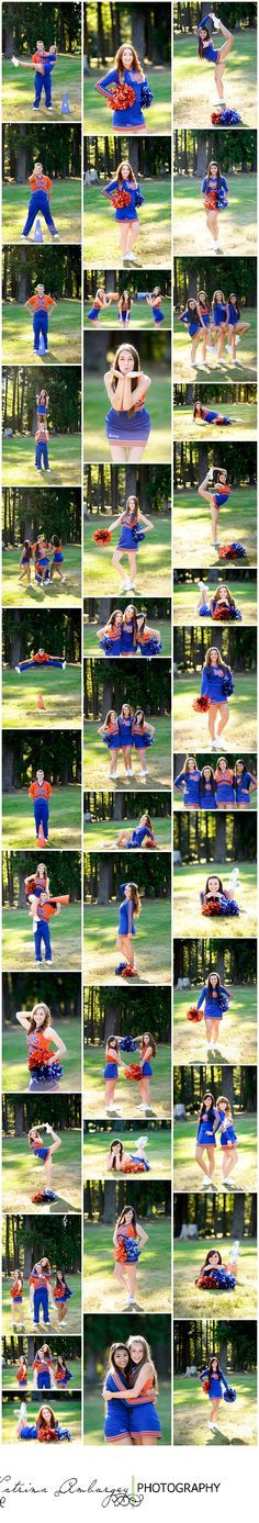 Auburn Mountainview Cheerleaders { Auburn Senior Photographer } » kamburgeyphotography.com cheerleading, poses, seniors, teens, highschool