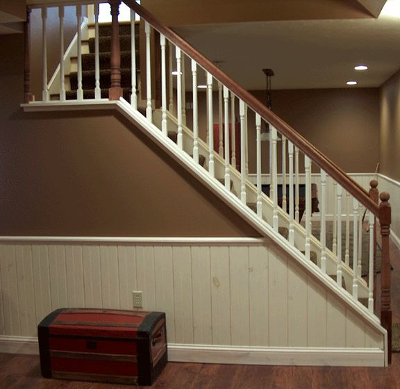 Stair Design Budget And Important Things To Consider: 17 Best Images About Basement Remodeling On Pinterest