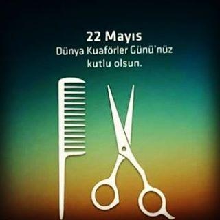 Tüm meslektaşlarımızın 22 Mayıs Dünya Kuaförler Günü Kutlu Olsun ������������♂️����������������������������#Örgü #hairdresser #MakeUp #Topuz #EmineAlev #wedding #henna #April #Düğün #Kına #nişan. #RenkliSaçlar #Gaziantep #Turkey #tbt #ombre #maşa #french #oje #ojesizgezmeyenlerklubü #kesim. #bakır #kızıl. #ombrehair #siyah #gri #pembe http://turkrazzi.com/ipost/1520163169187597528/?code=BUYtFkkDwzY