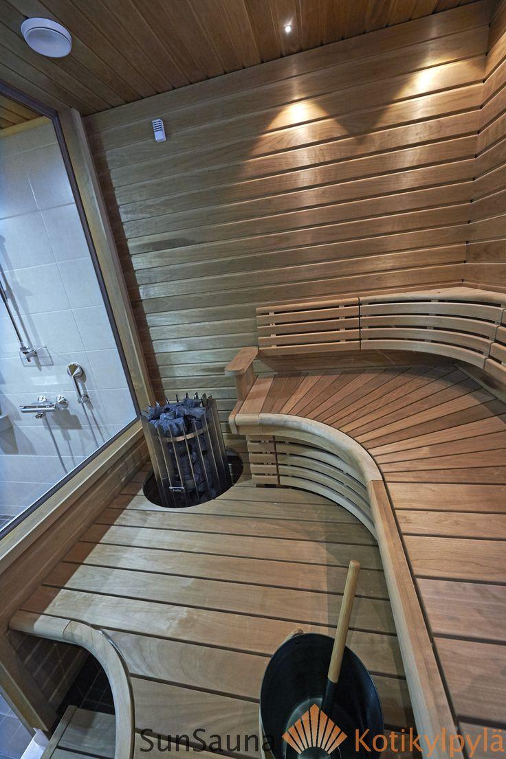 Sun Sauna laude Classic -mallisto, Seinäjoki asuntomessut