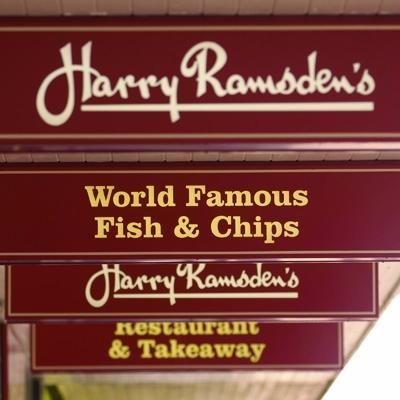 Harry Ramsden's to rebrand with 20/20 - IMPORTANT INFO