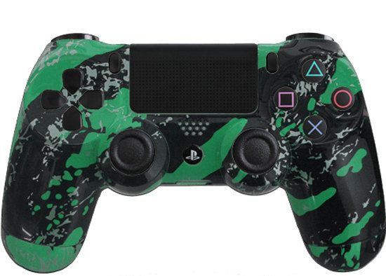 master mod ps4 controller instructions