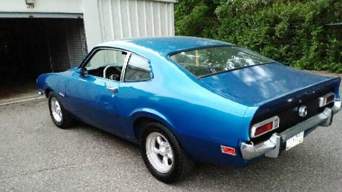 1977 Ford Maverick Two Door 302 For Sale In Bethel Ohio Ford