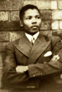 Nelson Mandela. An activist from an early age. Nelson Mandela was born on July 18, 1918, in Transkei, South Africa. Becoming actively involved in the anti-apartheid movement in his 20s, Mandela joined the African National Congress in 1942. For 20 years, he directed a campaign of peaceful, non-violent defiance against the South African government and its racist policies. Mandela made it through 27 years of prison .